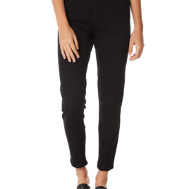 Afends Luckies High Waist Slim Jeans