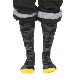 YUKI THREADS Camo Socks