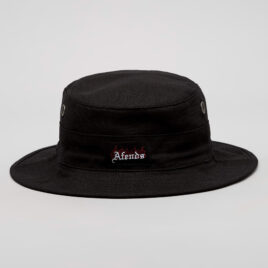 AFENDS Unisex Nirvana Hemp Bucket Hat