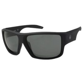 DRAGON DEADLOCK Matte Black H2O w/ Solid Smoke P2 Polarised