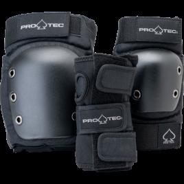 Pro-Tec junior pad set 3-pack