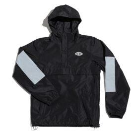 BLAK Anorec Jacket Black/Grey