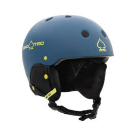 PRO-TEC Classic Snow Certified- Navy/Lime