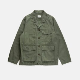 RHYTHM Trade Winds Jacket Olive