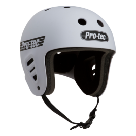 PRO-TEC Full Cut Snow- Matte White